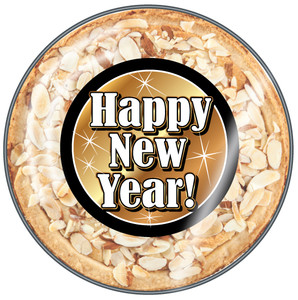 Happy New Year Cookie Pie
