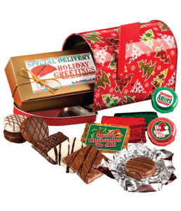 Christmas Mailbox of Treats - Single