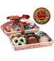 Christmas Trio of Delights Ceramic Platter