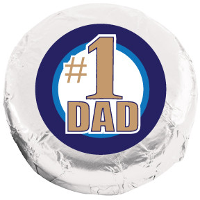1 Dad Cookie Talk Chocolate Oreo