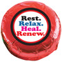 Rest, Relax, Heal, Renew Chocolate Oreo Cookie