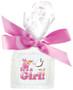 Baby Girl Custom Printed Chocolate Graham