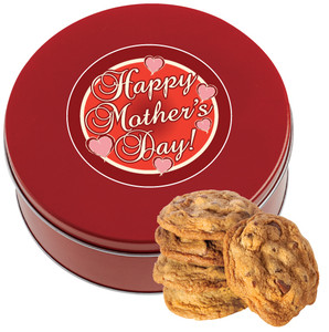 Mother's Day Chocolate Chip Cookie Tin