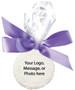 Custom Printed Chocolate Oreo - Purple Ribbon