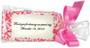 Custom Printed Chocolate Full Graham - Pink Bag
