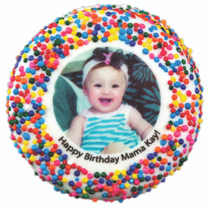 Birthday Custom Printed Chocolate Oreo - Special Order