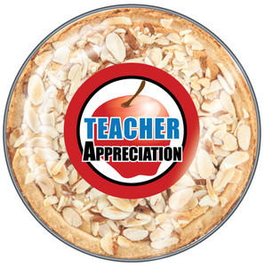 Teacher Appreciation Cookie Pie