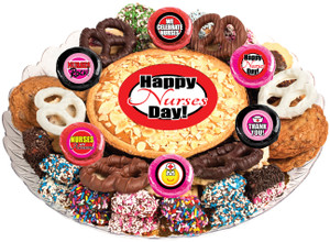 Nurse Appreciation Cookie Pie & Cookie Platter