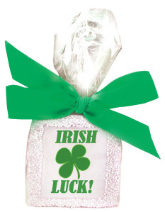 St. Patricks Day  Custom Printed Choclate Grahams - Special Order