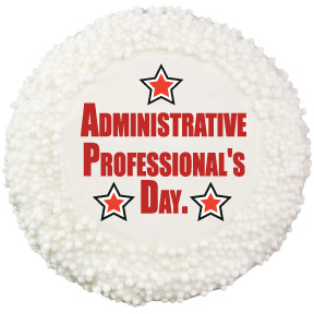 Admin/Office Staff Custom Printed Chocolate Oreo - Special Order