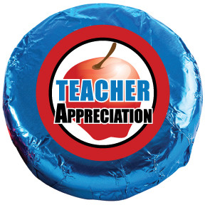 Teacher Appreciation Cookie Talk Chocolate Oreo