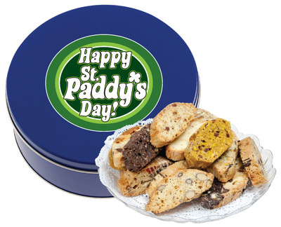 St Patrick's Day Biscotti