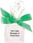 Custom Printed Chocolate Grahams - Green Ribbon