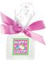 Easter Custom Printed Chocolate Graham - Pink Ribbon