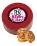 Valentine's Day Chocolate Chip Cookie Tin - Humor