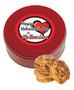 Valentine's Day Chocolate Chip Cookie Tin - True Love