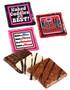 Valentine's Day Cookie Talk Chocolate Graham - Sexy