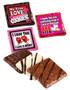 Valentine's Day Cookie Talk Chocolate Graham - Humorous