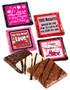 Valentine's Day Cookie Talk Chocolate Graham - Traditional