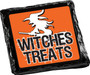 Witches Treats Cookie Talk Chocolate Graham Cookie