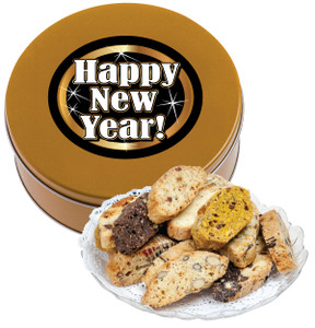 Happy New Year Biscotti