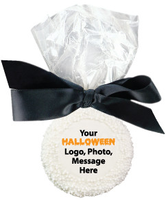 Halloween Custom Print Chocolate Oreo Bag
