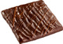 Dark Chocolate Graham Cookie