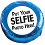 Selfie Chocolate Oreo Blue Sample