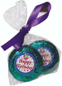 Favor - Custom Chocolate Oreo Duo Bag