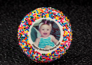 FAVOR - CUSTOM OREO - Your Photo - SPECIAL ORDER