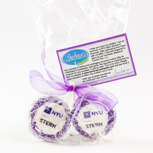 Favors - Custom 2pc Oreo Bag with Ribbon