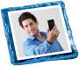 Selfie Chocolate Graham Cookie - Blue