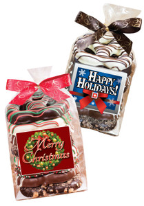 Christmas/Holiday Pretzel Bag
