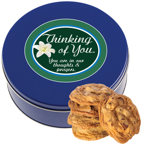 THINKING OF YOU CHOCOLATE CHIP COOKIE TIN
