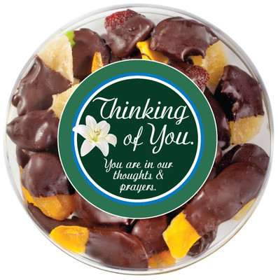 Thinking of You Chocolate Dipped Dried Mixed Fruit