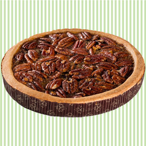 Pecan Cookie Pie