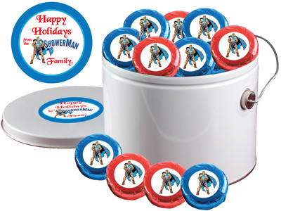 Business-To-Business 25pc Chocolate Oreo Pail