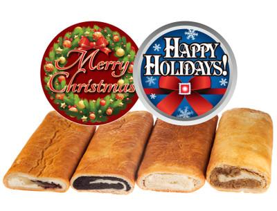 Christmas/Holiday Hungarian Nut Rolls