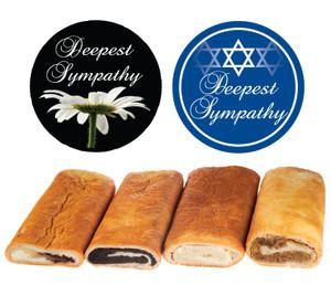 SYMPATHY/ SHIVA - HUNGARIAN NUT ROLLS