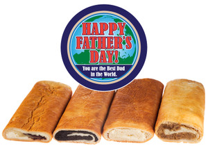 FATHERS DAY HUNGARIAN NUT ROLLS
