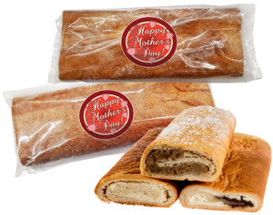 Mother's Day Hungarian Nut Rolls