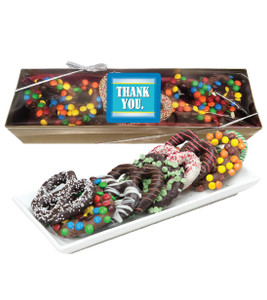 Thank You Gourmet Pretzel Assortment - Box Large
