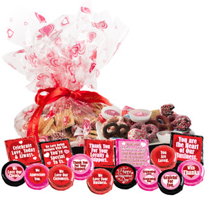 Valentine's Day Cookie Talk for Clients & Customers