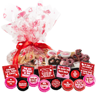 Valentine's Day Cookie Talk for Employees