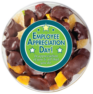Employee Appreciation Chocolate Dipped Dried Fruit