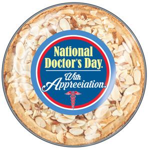Doctor Appreciation Cookie Pie