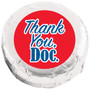 Thank You Doc Chocolate Oreo Cookie
