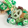St Patrick's Day Cookie Platter Supreme