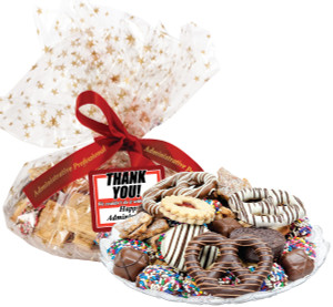 ADMIN/ OFFICE STAFF - COOKIE ASSORTMENT SUPREME: Cookies, Pretzel & Candy