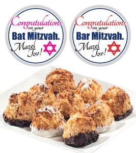 BAR/ BAT MITZVAH COCONUT MACAROONS